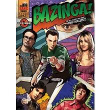 PLAKAT THE BIG BANG THEORY (COMIC BAZINGA)