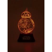 Star Wars BB-8 Bordlampe