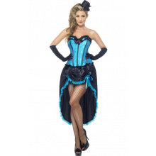Kostyme Burlesk Danser