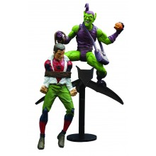 MARVEL SELECT CLASSIC GREEN GOBLIN ACTIONFIGUR