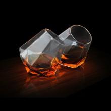 Diamantglass (sett med 2)