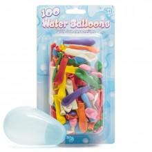 Vannballonger - 100 Pack