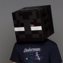 Minecraft Enderman Hode