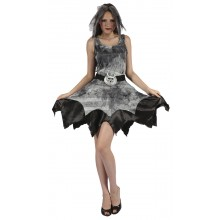 Kostyme Goth Jente Tenåring