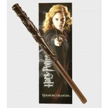 Harry Potter - Hermiones Wand Penn & Bokmerke
