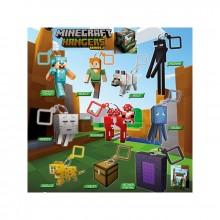 Minecraft Samler Nøkkelring