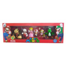 Nintendo Minifigurer 6-Pack Wave 3