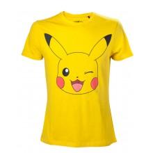 Pokemon Pikachu T-Skjorte