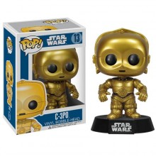 Star Wars C-3PO Series 2 Vinyl Booble Figure
