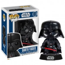 Star Wars Darth Vader Series 1 Vinyl Bobble Figure