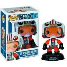 Star Wars Luke Skywalker X-Wing Pilot! Bobblehead