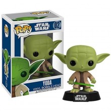 Star Wars Yoda Series 1 POP! Vinyl Bobble Figure