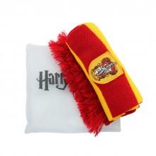 Harry Potter Skjerf Rød/Gul Gryffindor