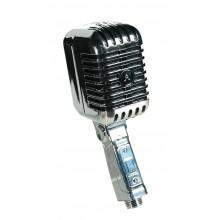 Dusjhode Retro Mikrofon