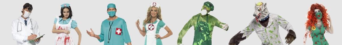 Sykepleierkostyme