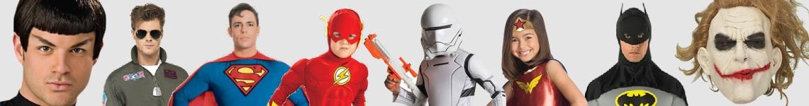 Kostymer fra Filmer & TV-serier
