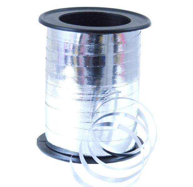 Ballongband Silver 46m