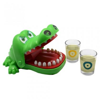 Krokodille Drikkespill