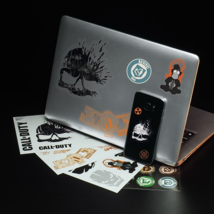 Herlig Call Of Duty Gadget Decals - AlphaGeek KM-44