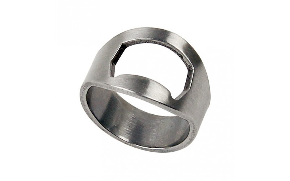 Flaskeåpner ring