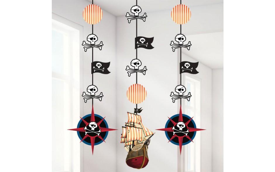 Dekoration Piratkalas