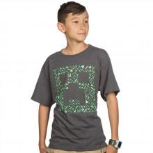 Minecraft Creepy Barn t-skjorte