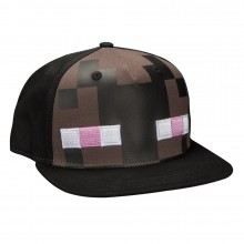Minecraft Enderman Snap Back Caps