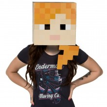 Minecraft Alex Hode