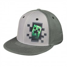 Minecraft Creeper Inside Caps