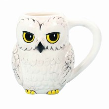 Harry Potter Hedwig 3D Kopp
