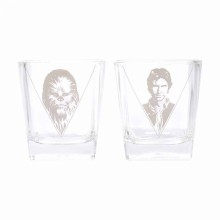 Star Wars Tumblerglass 2-pakning