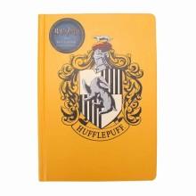 Harry Potter Hufflepuff (Håsblås) Notatbok A5