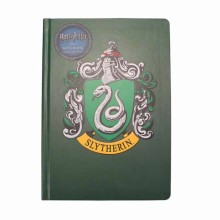 Harry Potter Slytherin Notatbok A5