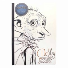 Harry Potter Dobby Notatbok A5