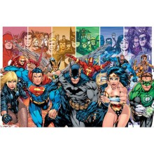 Justice League Generasjoner Poster