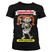 T-skjorte Garbage Pail Kids Bony Joanie Dame