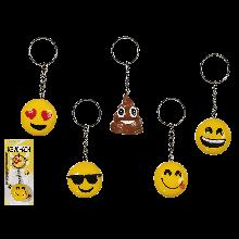 Emoji nøkkelring