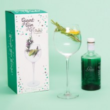 Gigantisk Gin Glass