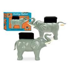 Sigarettbeholder Elefant