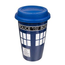 Doctor Who Reisekopp Tardis