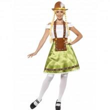 Bayersk Barjente Kostyme