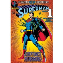PLAKAT SUPERMAN - KRYPTONITT