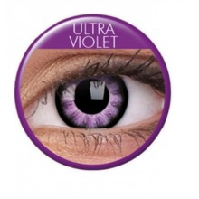 Fargede linser big eyes ultra violet