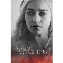 PLAKAT GAME OF THRONES (DAENERYS)