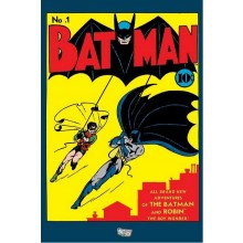 PLAKAT BATMAN - NO 1