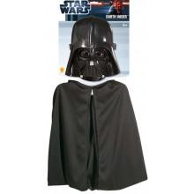 Darth Vader Maske & Kappe