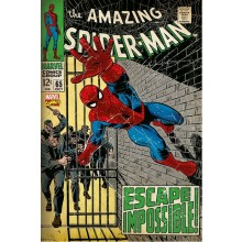 PLAKAT MARVEL  SPIDERMAN- ESCAPE IMPOSSIBLE