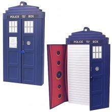 Doctor Who TARDIS Deluxe Notatblokk