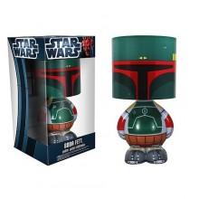 Star Wars Boba Fett Character Lampe
