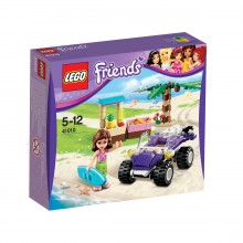 Lego Friends Olivias Strandbil 41010